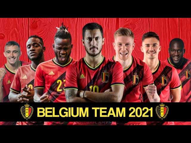 Belçika millisinin 26 nəfərlik heyəti – AVRO-2020