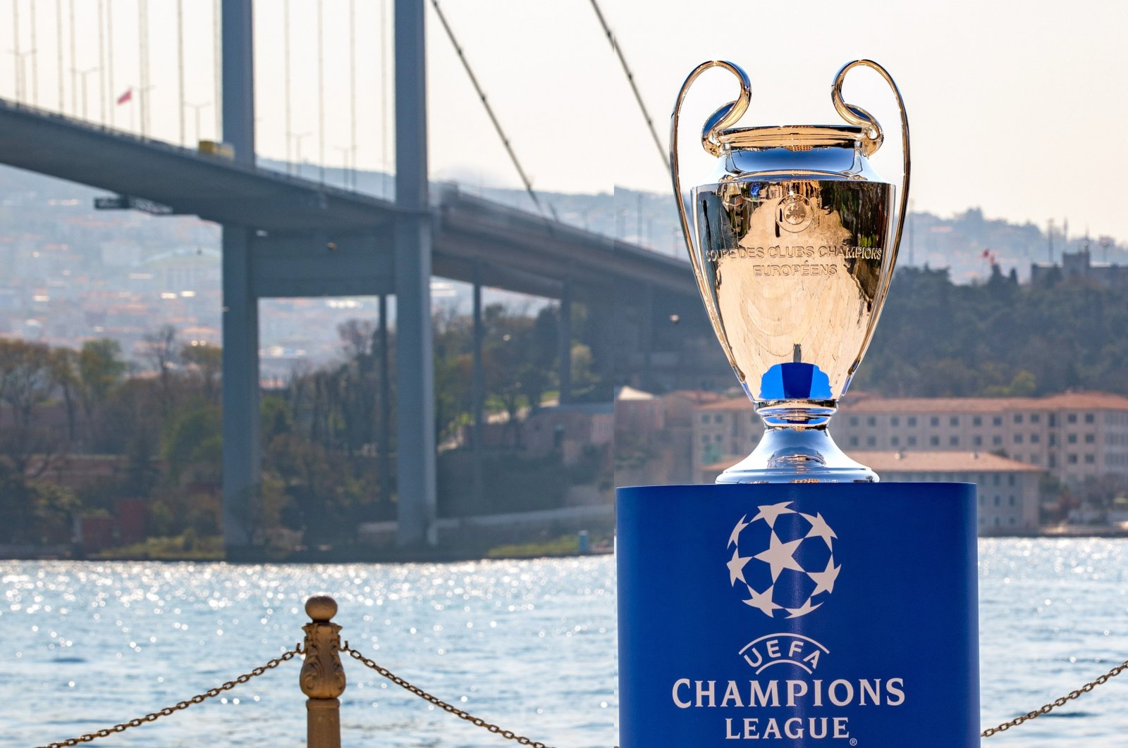 UEFA Çempionlar Liqasının finalını Türkiyəyə tapşırır