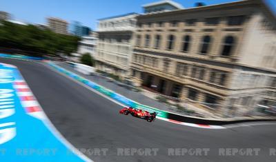 """Azərbaycanda """"Formula-1""""in ilk günü -"""