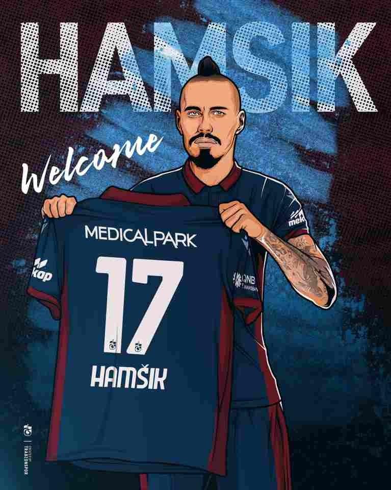 Tanınmış futbolçu Türkiyə klubu ilə kontrakt imzaladı