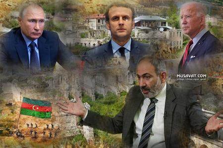 """Ermənistan təklənir: """"ABŞ Qarabağdan ermənilərin çıxarılmasını istəyir"""" iddiası"""