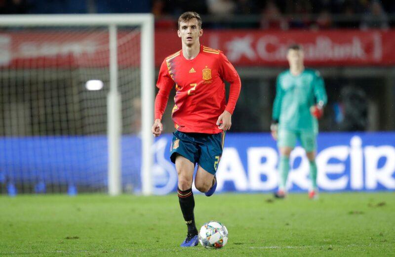 İspaniya yığmasında daha bir futbolçuda koronavirus aşkarlandı