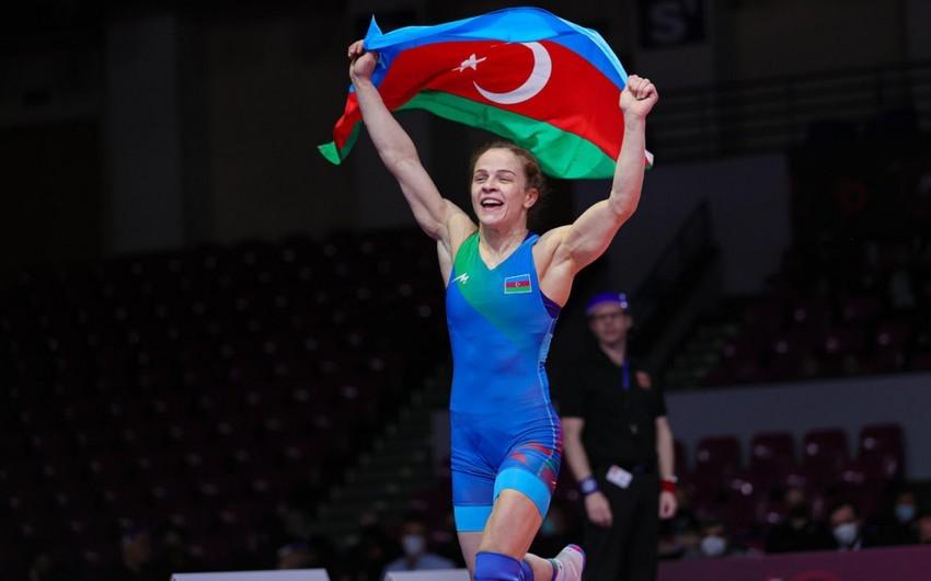Mariya Stadnik finalda