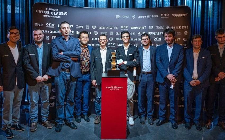 """Rəcəbovdan heç-heçə, Məmmədyarovdan qələbə - """"Grand Chess Tour"""
