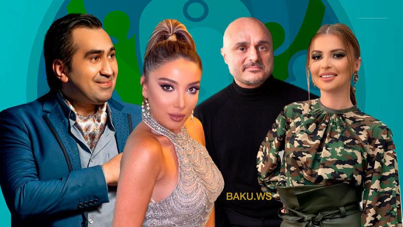 Azərbaycanın şou-biznes məşhurları hansı komandanı dəstəkləyəcək?