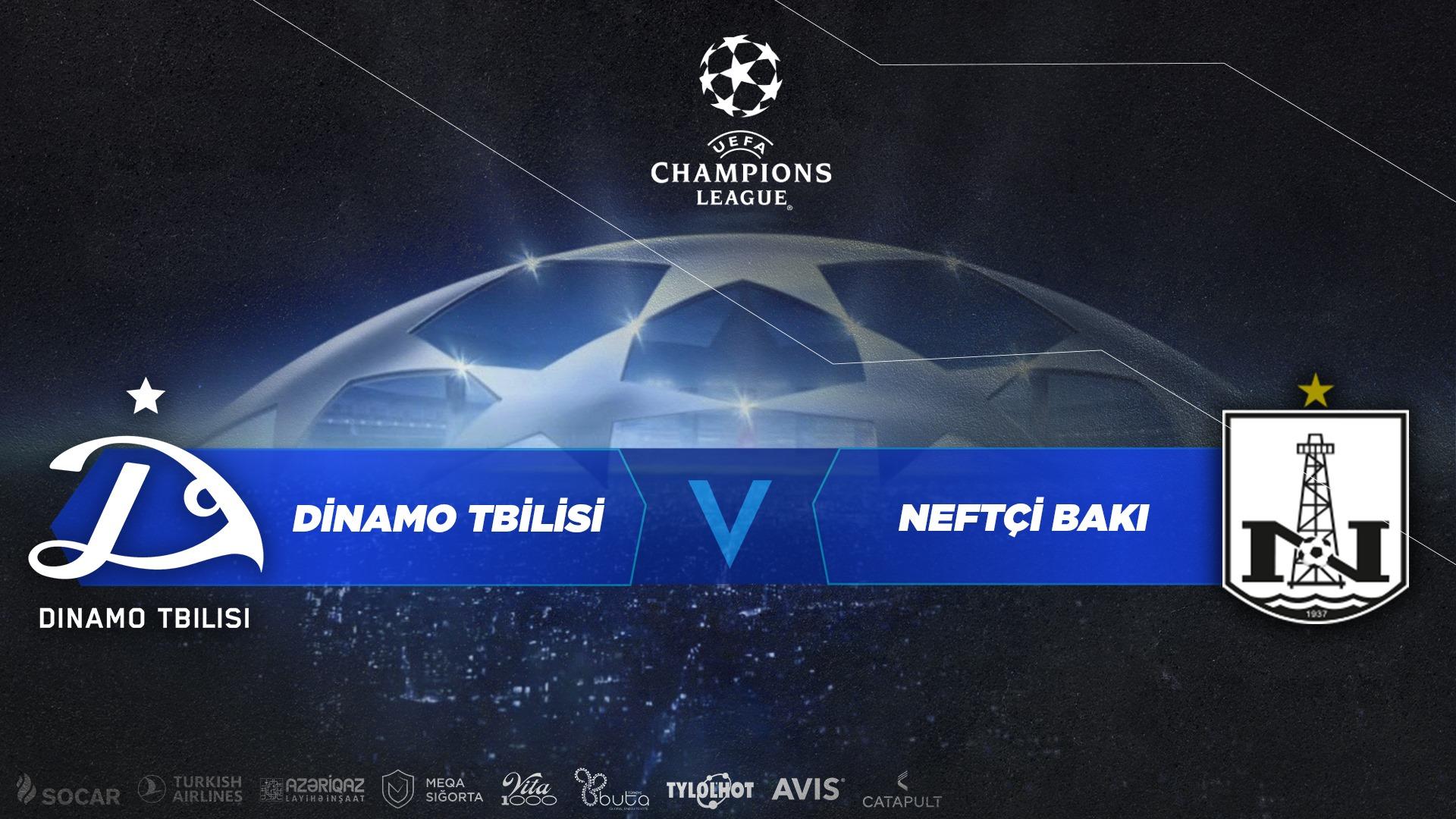 """""""Neftçi""""nin """"Dinamo"""" ilə oyunları nə vaxt keçiriləcək?"""