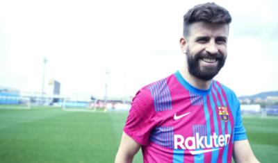 """""""Barselona""""nın yeni mövsüm üçün ev forması -"""