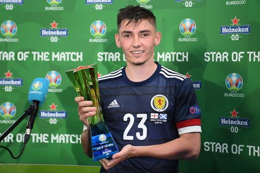 UEFA şotland futbolçunu ən yaxşı seçdi