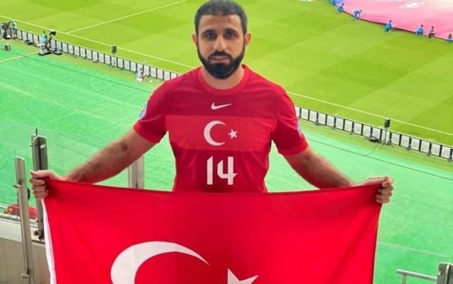 """Rəşad Sadıqov Türkiyə millisinə """"14""""lə dəstək verdi - FOTO"""