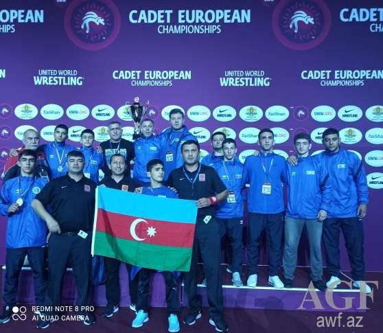 Azərbaycan yığması tarixində ilk dəfə Avropa çempionu oldu!