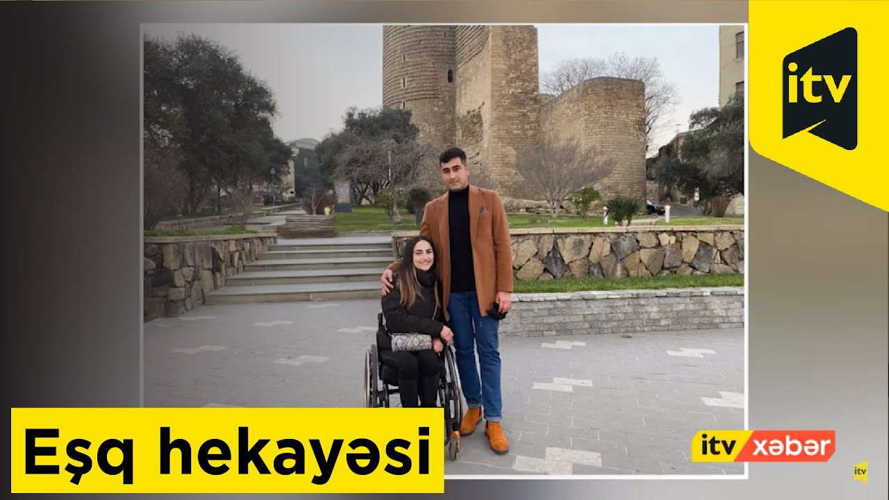 Azərbaycanda bir gülüşlə başlayan eşq hekayəsi - VİDEO