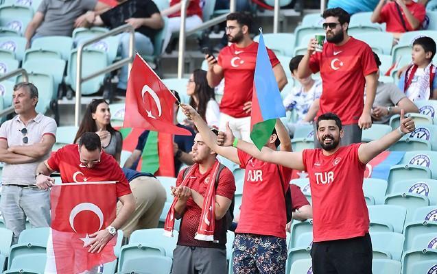 Türkiyə Futbol Federasiyasından Azərbaycana təşəkkür paylaşımı