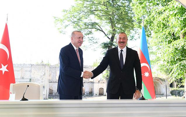 Azərbaycanla imzalanacaq yeni müqavilələrin anonsunu verdi - Ərdoğan