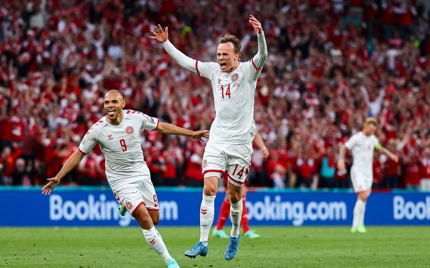 Danimarka 4:1-lə 1/8 finalda, Rusiya qrupda qaldı