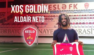 """""""Keşlə""""dən 2 yeni transfer"""