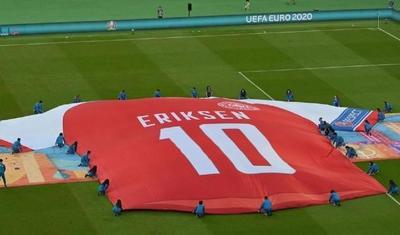 Eriksen Bakıda belə xatırlandı