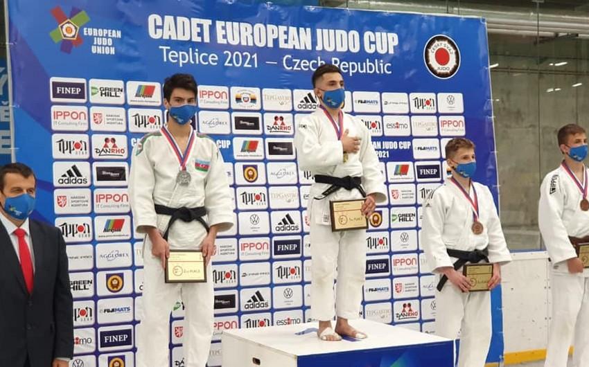Azərbaycan millisi Avropa kubokunda 4 medal qazandı