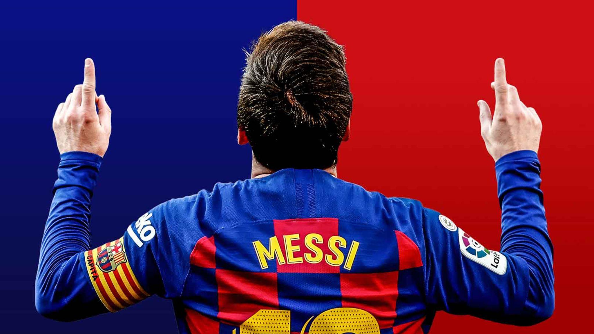 """""""Barselona"""" Messi ilə razılığa gəldi – 5 İLLİK"""