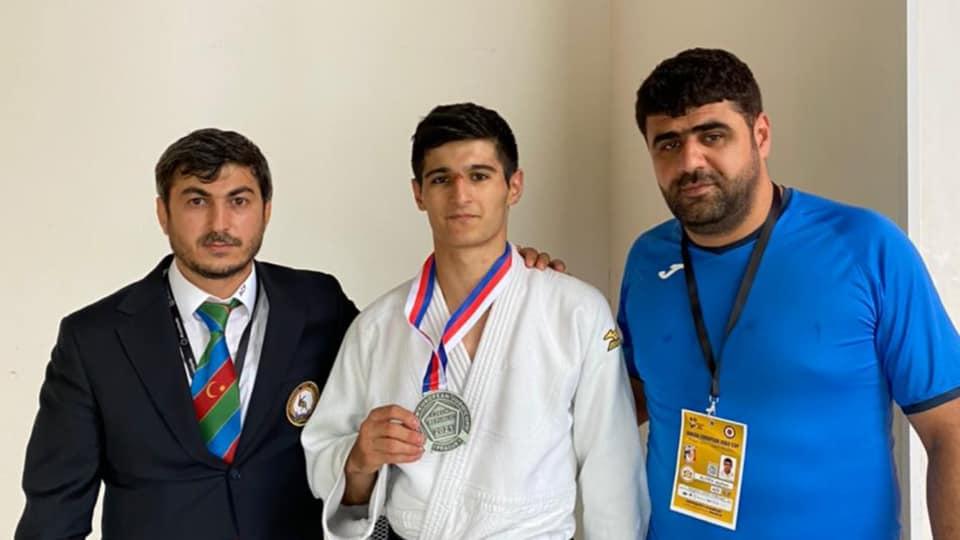 Azərbaycan cüdoçuları Avropa Kubokuna 3 medalla başladı - FOTOLAR