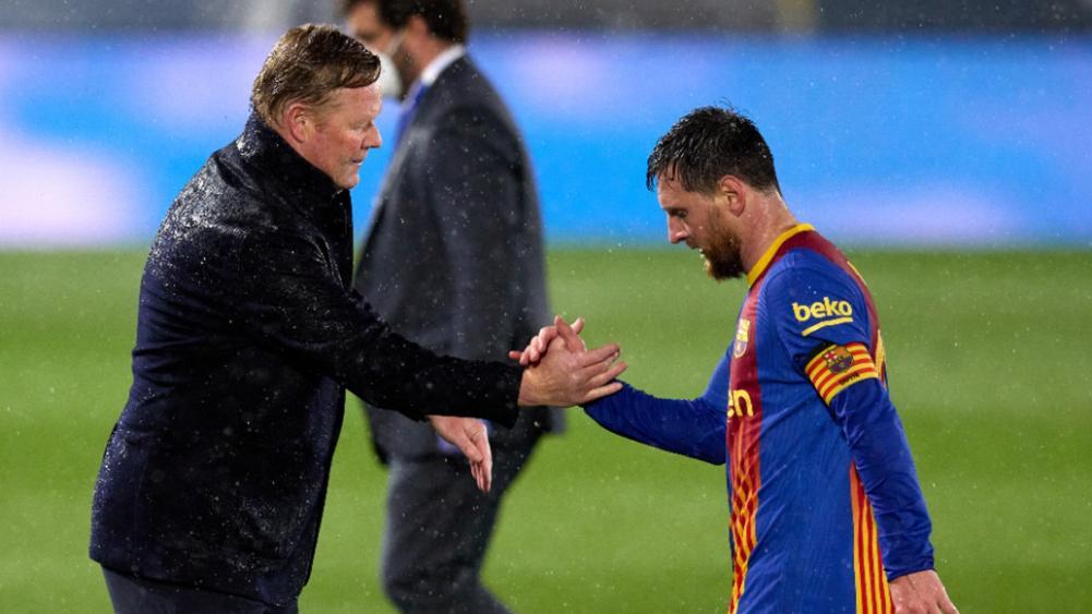 """""""Messi dünyanın ən yaxşı oyunçusu olduğunu sübut etdi"""""""