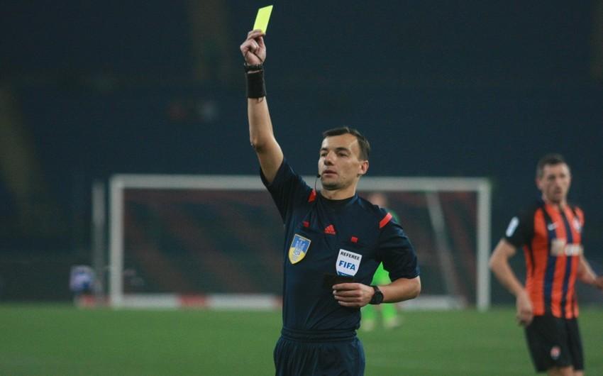 """""""Qarabağ""""ın """"Aşdod""""la oyununun baş hakimi dəyişdi"""