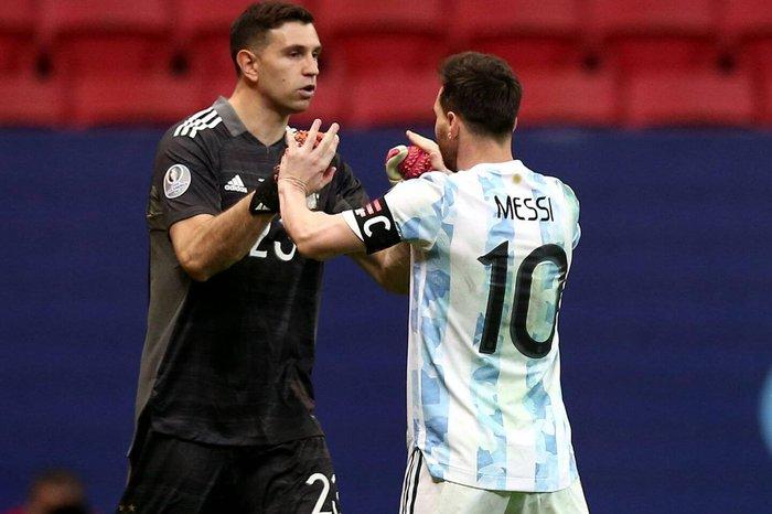 """""""Messi üçün ölməyə hazıram - dedim və bacardıq"""""""