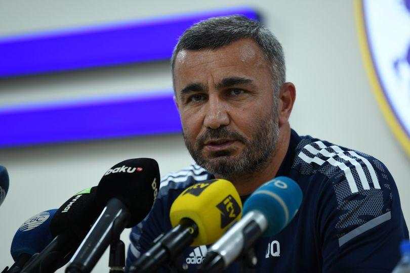 """Qurban Qurbanov: """"Qarşıdakı vaxtlarda düşündüyümüz transferləri həll edəcəyik"""""""