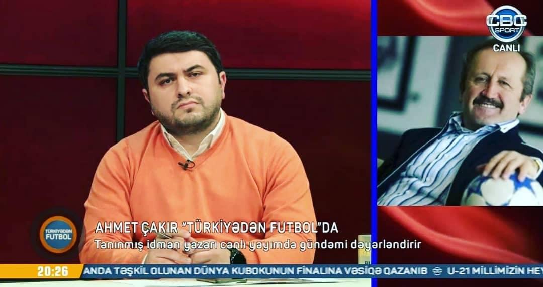 """Tanınmış aparıcı-şərhçi """"Sportinfo TV""""yə gəlişi və planları haqda danışdı"""