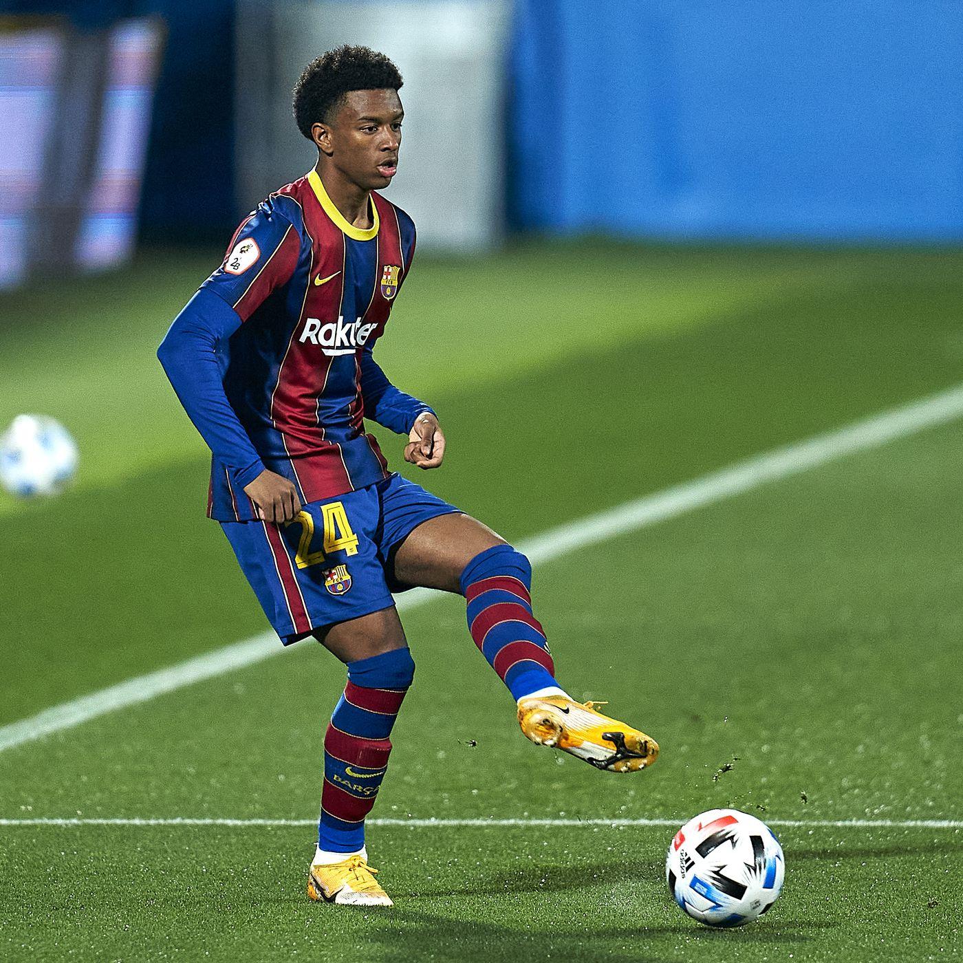 """""""Barselona""""da 500 milyonluq 17 yaşlı futbolçu"""