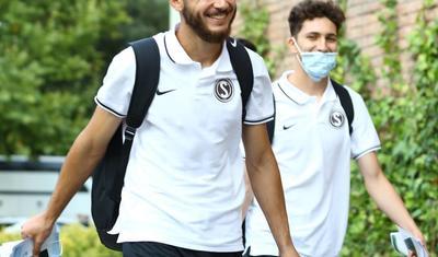 Azərbaycanlı futbolçular qonşu torpağında -