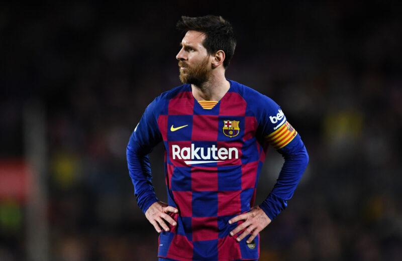 """""""Messi klubda qalmaq istədiyini söylədi"""" -"""