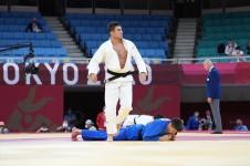 Tokio-2020: Rüstəm uduzsa da, medal şansı var