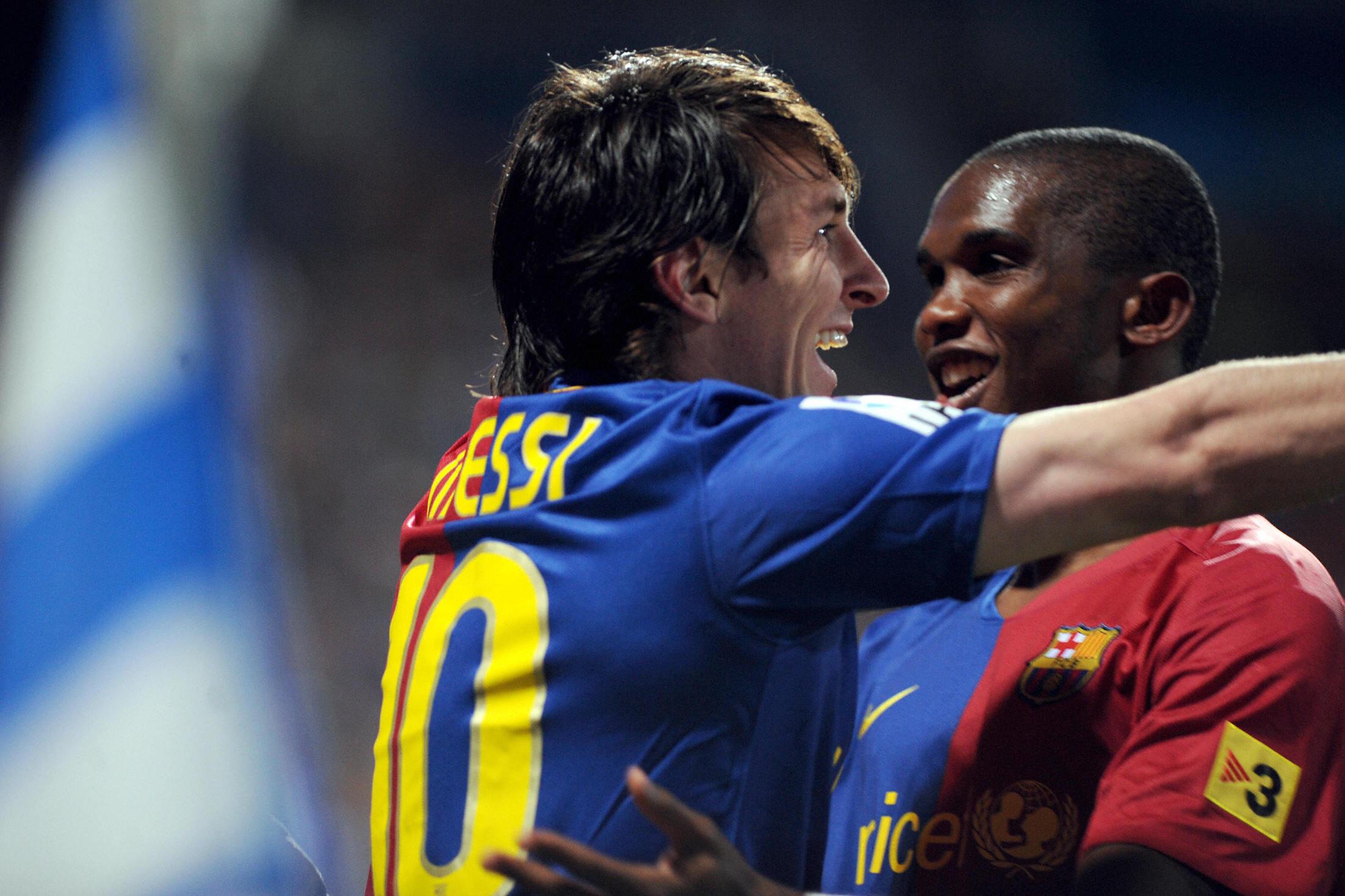 """Messi ilə bağlı suala sərt reaksiya verdi: """"Messi mənimlə oynayıb, mən onunla yox"""""""