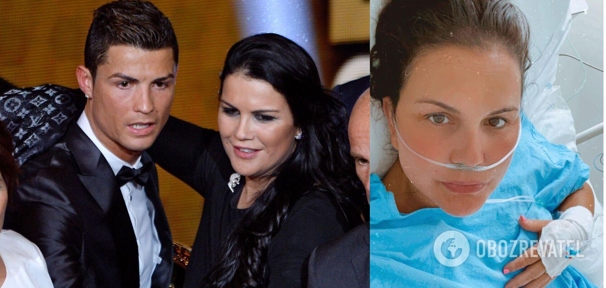 Ronaldonun bacısı da inanmırdı, indi xəstəxanadan yazır - FOTO