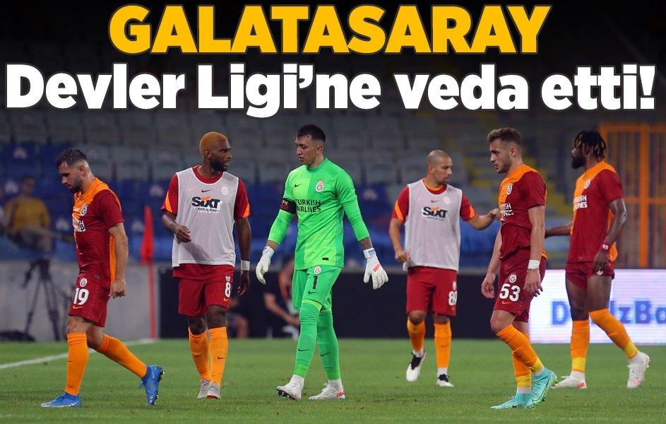 """""""Qalatasaray"""" ÇL ilə vidalaşdı: GECƏNİN NƏTİCƏLƏRİ"""