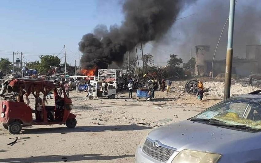 QANLI HADİSƏ: Futbolçuları daşıyan avtobus partladıldı, 4 nəfər öldü!