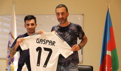 """""""Qarabağ"""" az öncə yeni transfer XƏBƏRİNİ YAYDI -"""