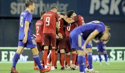"""Mahir """"Dinamo""""ya qol vurmasa da... İlk """"3-lük""""də yer aldı"""