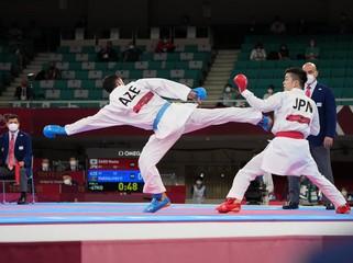 Tokio-2020: Karateçimiz qrupda qaldı