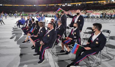 Azərbaycan paraddan keçdi - Tokio Paralimpiadadan