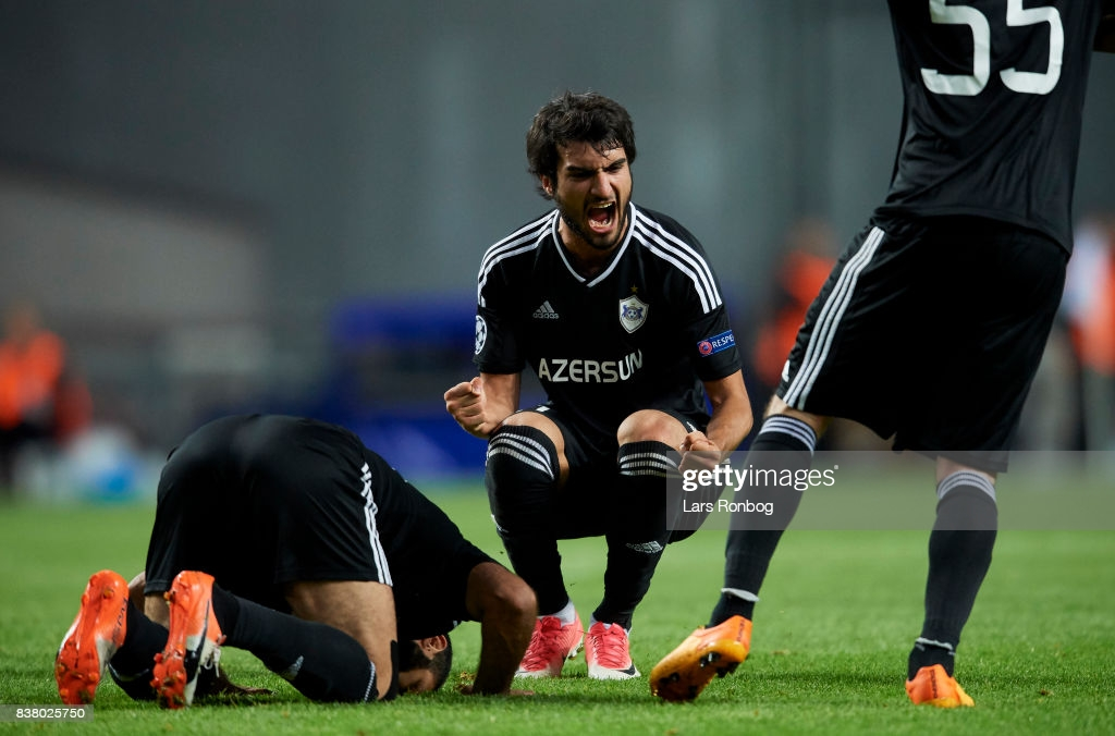 """""""Qarabağ"""" paylaşdı: Azərbaycan futbolu tarixinin ən BÖYÜK... VİDEO"""