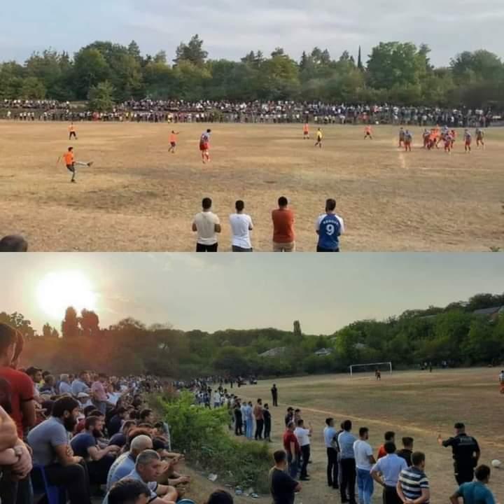 Premyer Liqamızı kölgədə qoyan kənd futbolu - FOTO