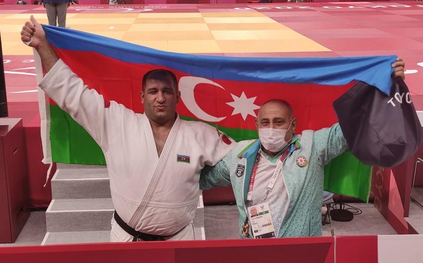 İlham Azərbaycana 12-ci medalı qazandırdı - Tokio-2020