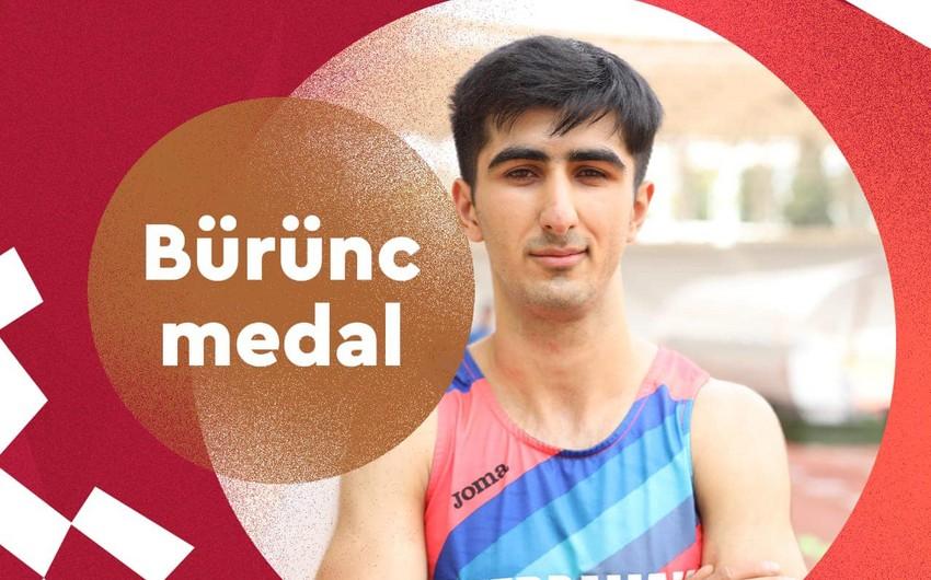 Azərbaycanlı Səid Nəcəfzadə Tokio-2020-də bürünc medal qazandı