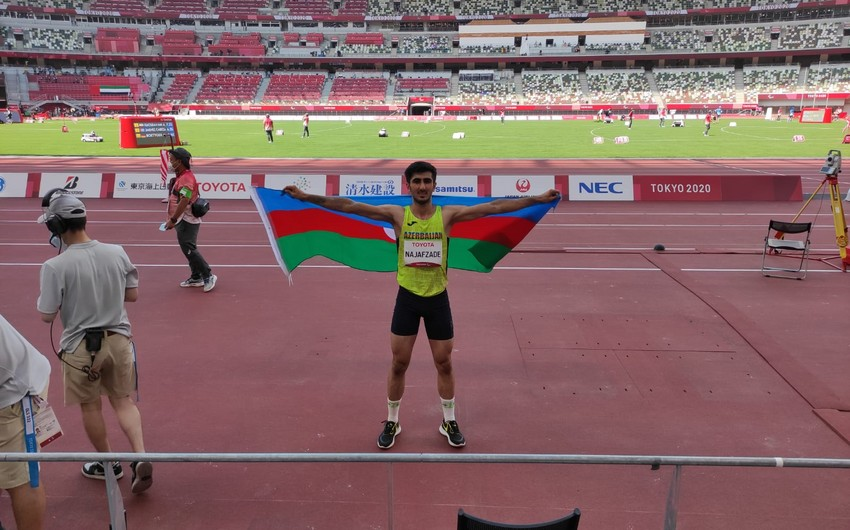 Azərbaycan komandası Tokio-2020-də günü 1 medalla başa vurdu