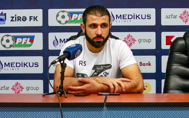 """Rəşad Sadıqov """"Qarabağ""""dan danışdı, """"bu, bir fürsətdir"""" dedi"""