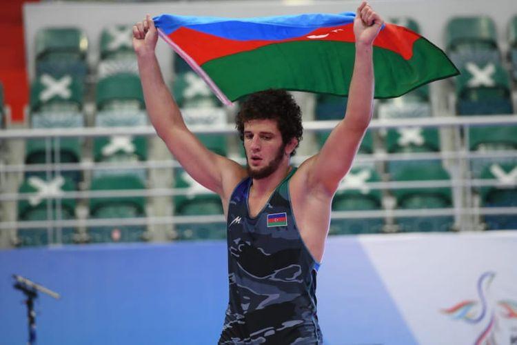 Azərbaycan yığması medal sayını 21-ə çatdıırdı - I MDB Oyunlarında