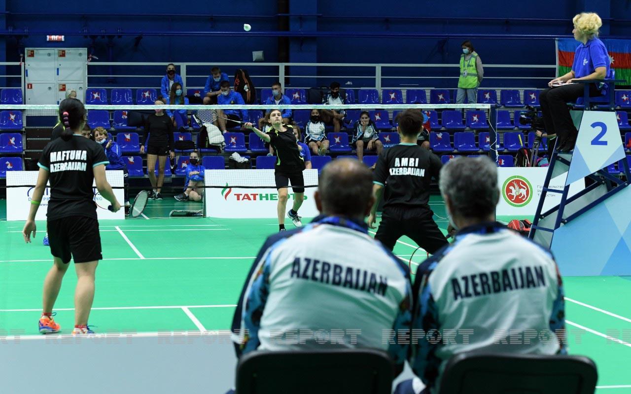 Azərbaycan komandası burada da Ermənistana qalib gəldi - FOTOREPORTAJ