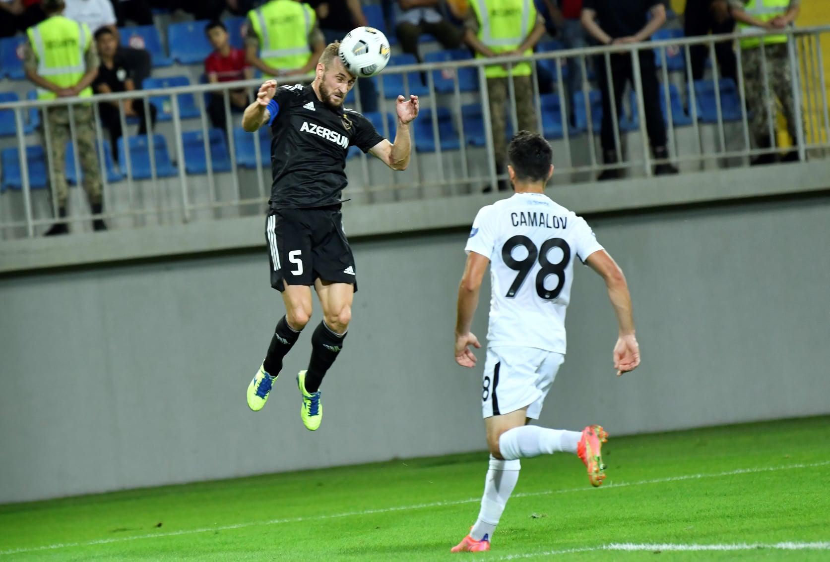 """""""Qarabağ""""ın kapitanı: """"Bunun davamını gətirə bilmədik"""""""