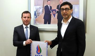Elxan Məmmədov yeni idman nazirinə nə hesabat verdi? -
